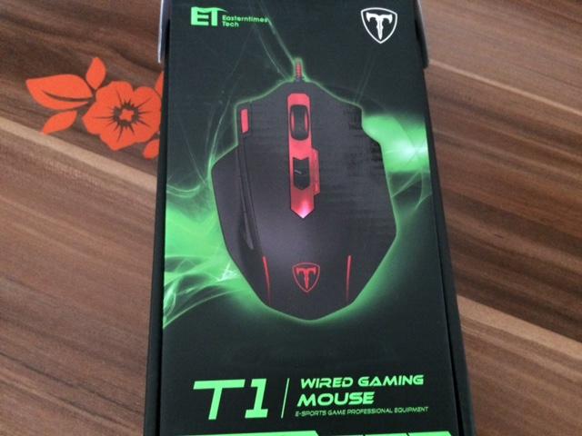 lahr2006 testet: Patuoxun® Thunderbird 11 Tasten Wired Gaming Mouse