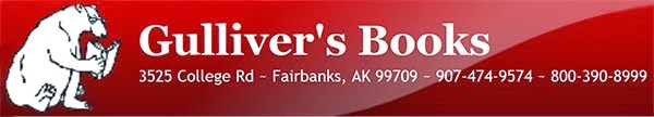 Gulliver's--Fairbanks locally-owned full-service bookstore. Check it out!