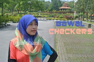 hijab and such, bawal, bawal checkers, bawal norjuma