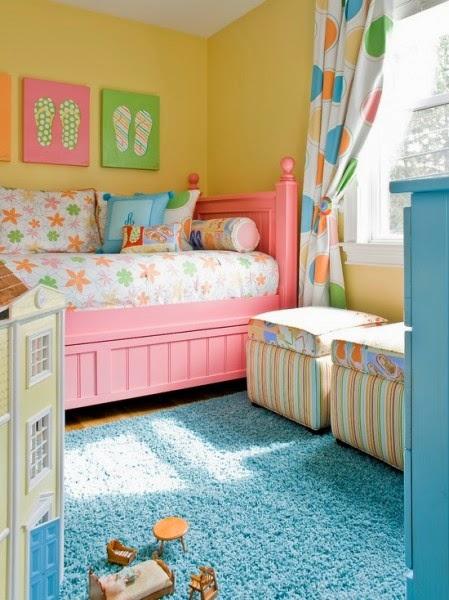 Idea untuk bilik tidur – Bagaimana untuk membuat siling di dalam bilik tidur