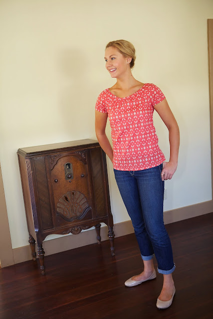 Simplicity 3835 in Voile by Palindrome Dry Goods