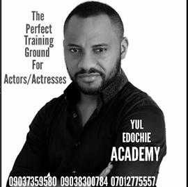 Yul Edochie Academy