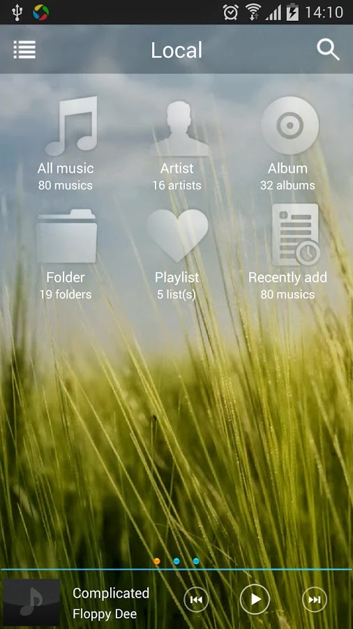 Music Player + v2.6.1