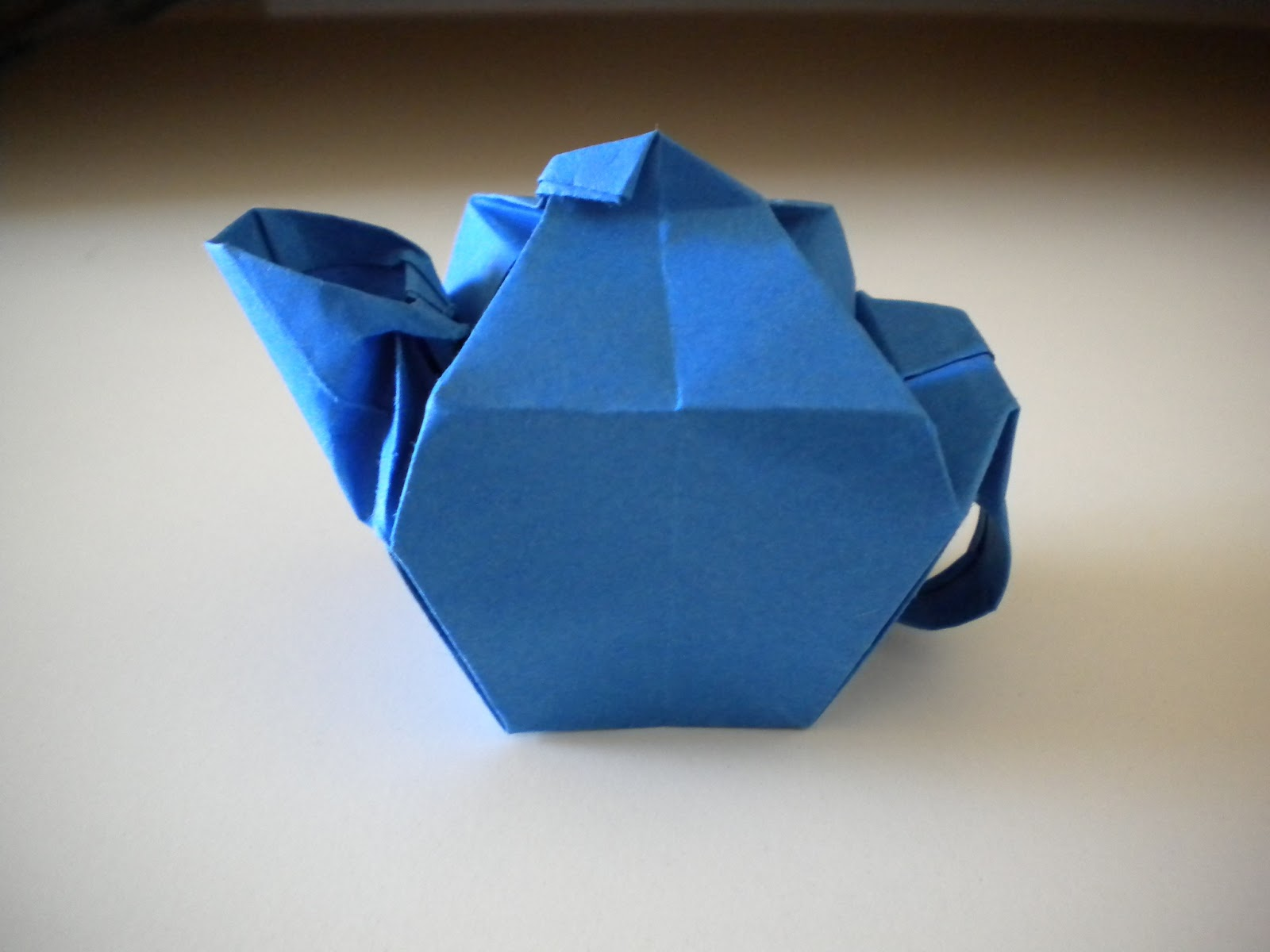 Curious Charisma Advanced Origami Fox Instructions Diagram Of The Squirrel Time For Tea