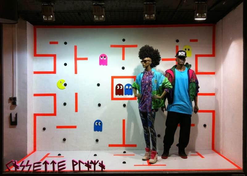 Escuela de escaparatismo y visual merchandising