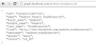 Cara melihat nomer ID Facebook