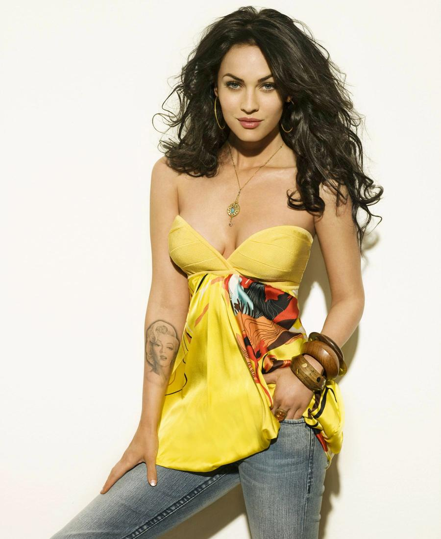 Fresh Look Like Megan Fox Hairstyles 02