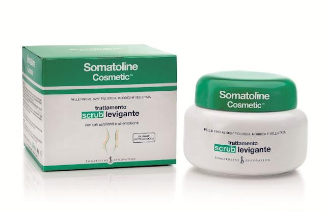trattamento scrub levigante somatoline cosmetics