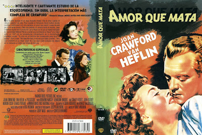Amor que mata | 1947 | Possessed | Dvd Cover | Carátula