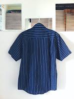 ben shermen short sleeve shirt - baju kameja