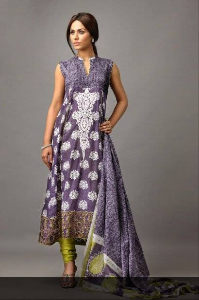 Lawn Collection 2012 by Deepak Perwani