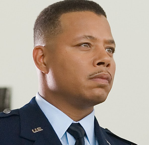 America Actor Terrence Howard Young Photos