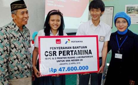 Makalah | Tanggung Jawab Sosial Perusahaan (CSR)