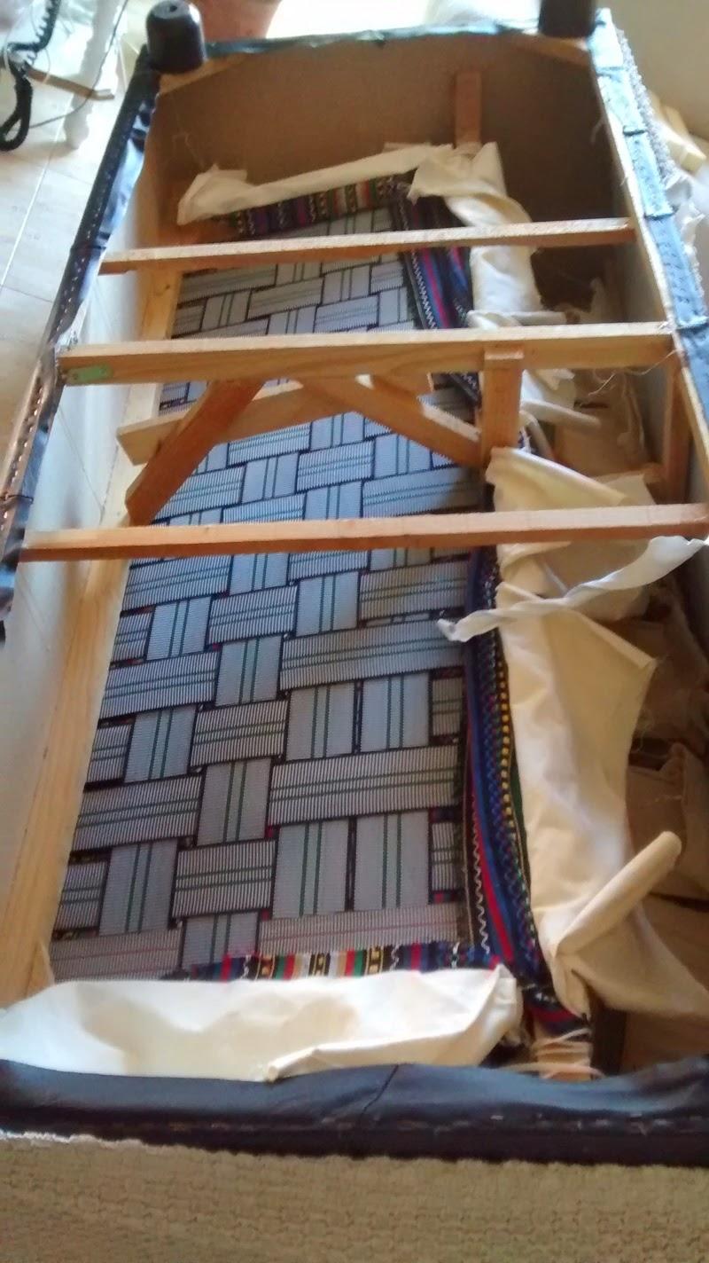 Arreglar Sofa Hundido Idea De La Imagen De Inicio # Arregla Muebles Ehs