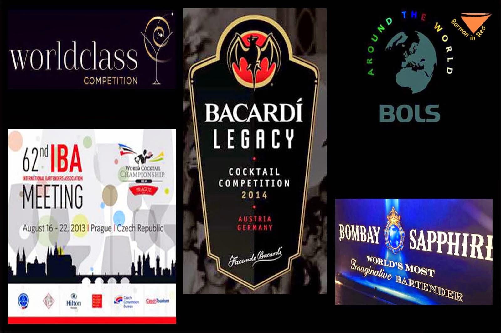 10 mejores competiciones de bebidas