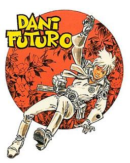 Dani Futuro 01-07   C. Giménez & V. Mora (Série finie)