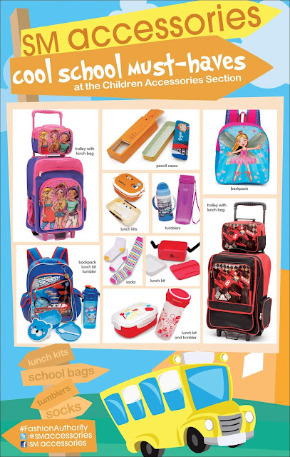 SM Accessories Kids Cool School Savers