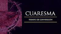 Mensaje Cuaresma 2017