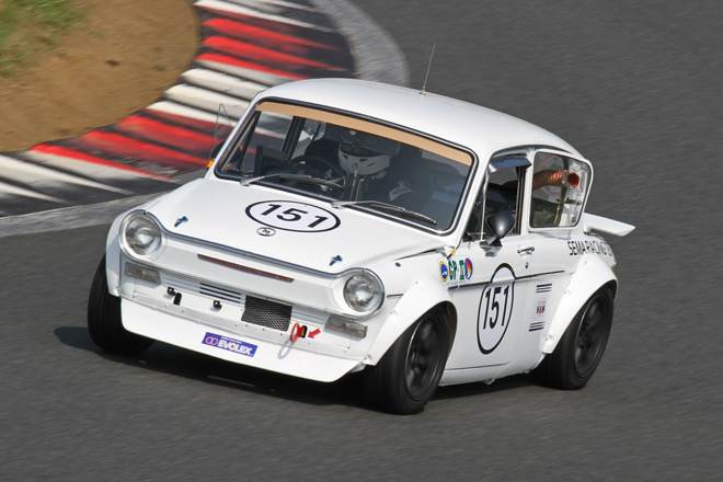 Mazda Carol KPDA, badass car, mały samochód, sportowy, wyścigowy, japońska motoryzacja