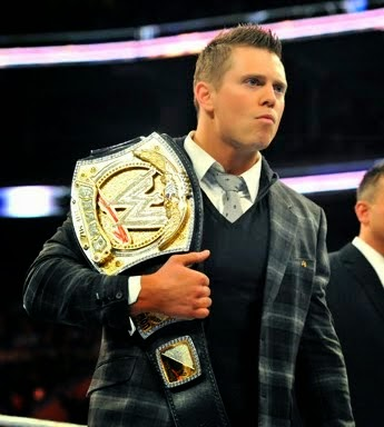 The Miz images