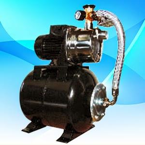 Kirloskar Pressure Booster Pump SJ-42420 (0.5HP) 20L Tank Online, India - Pumpkart.com