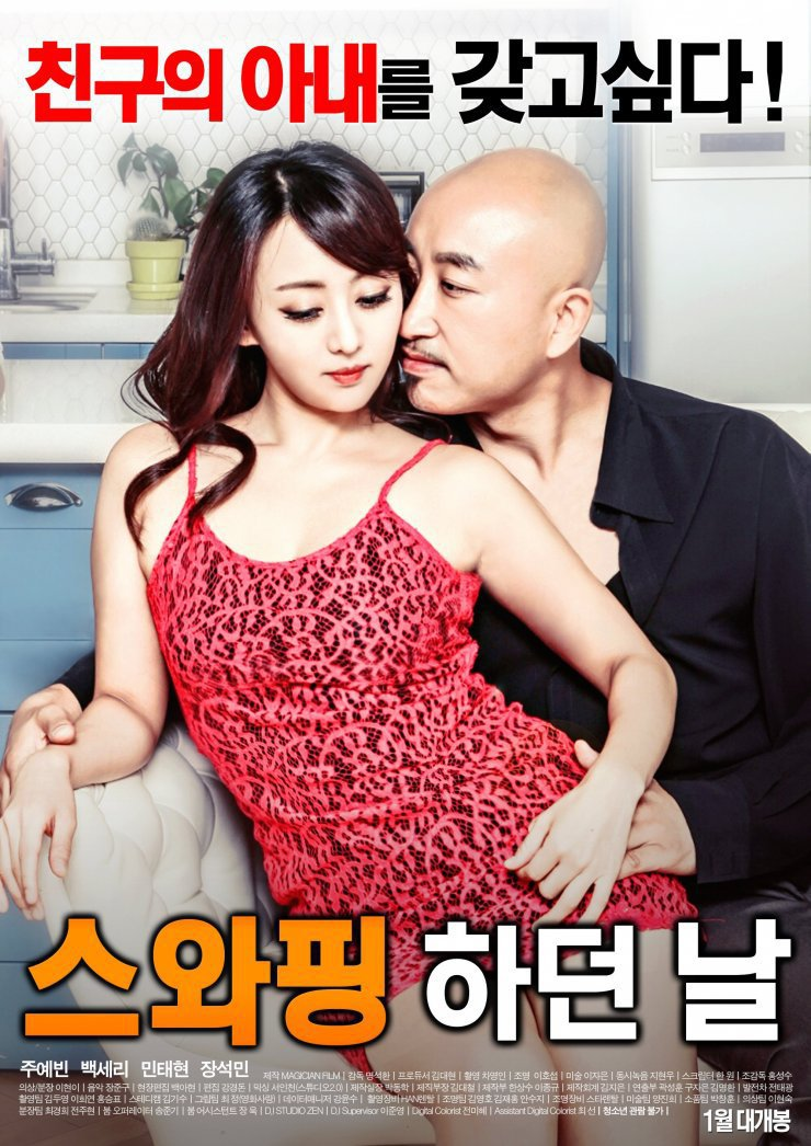 The Day of Swapping (2017) DVDRip 380MB Cepet.in