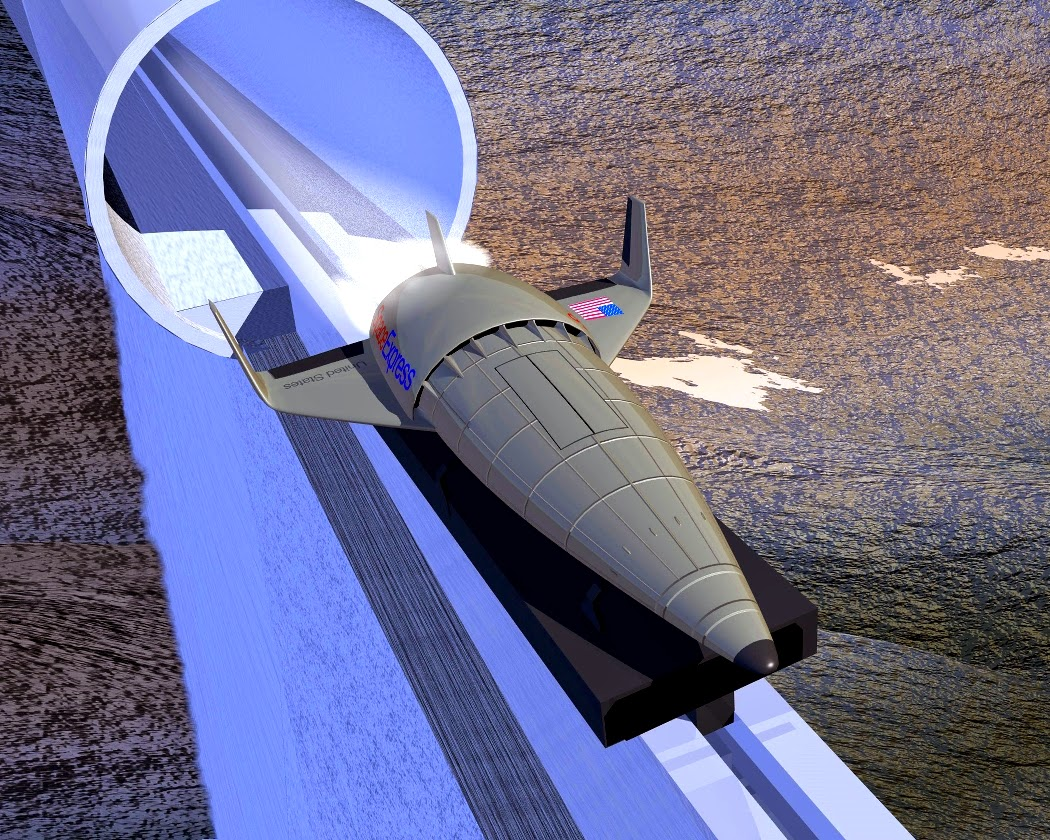 Far Future Horizons Spaceplanes The Ultimate Journey