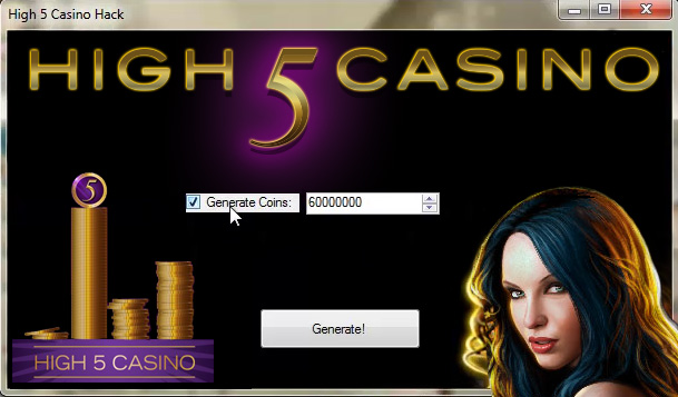 hack de high 5 casino