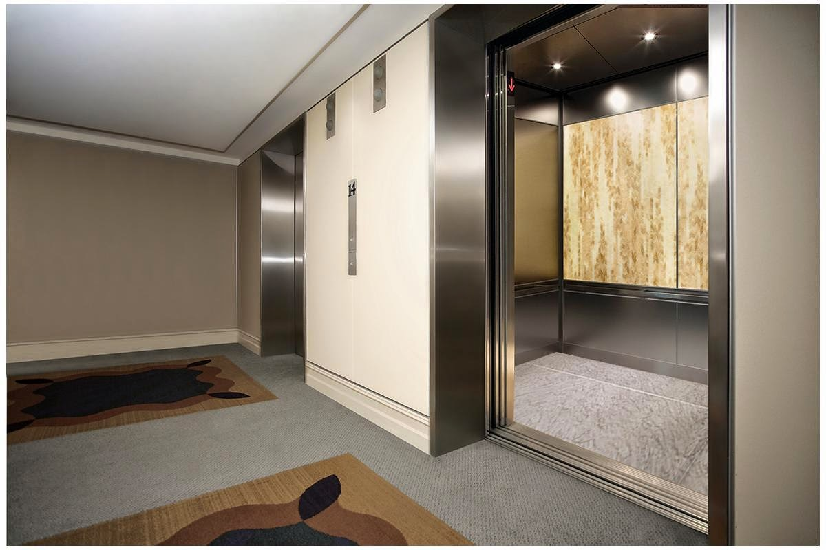 ZOOM THROUGH YOUR HOME IN AN ELEVATOR