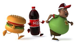 calorias en exceso producen sobrepeso
