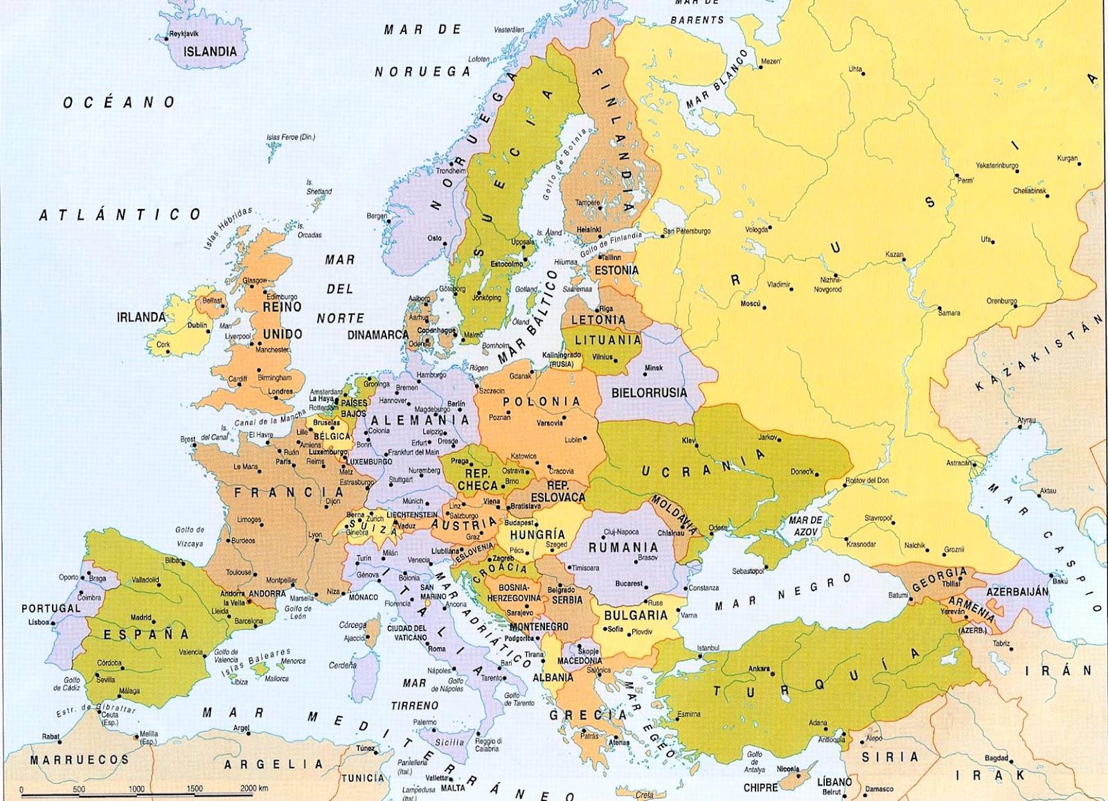 Conectados na Geografia: Países Desenvolvidos do Norte (II ...