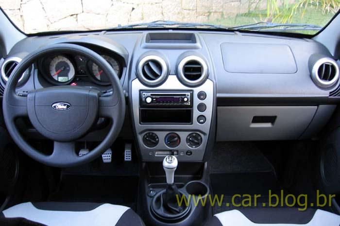 Ford Fiesta Hatch 2009 1 6 Flex Trail Usado Fotos Pre 231 O