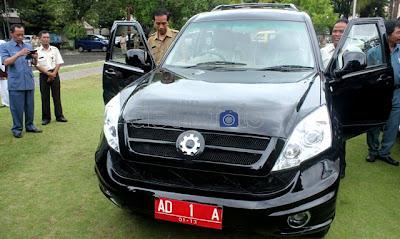 Foto Mobil Esemka Rajawali