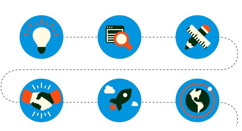 Business Flat Icons(AI)