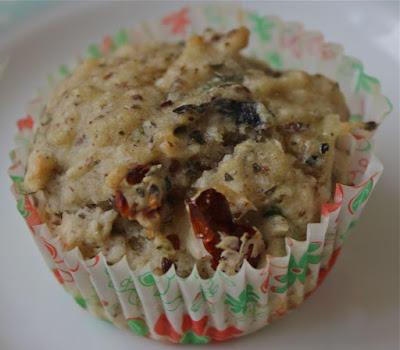 how to make eggless savoury muffins