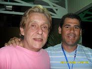 Valdi Salles e  Renato Barros da Banda Renato e Seus Blu Caps