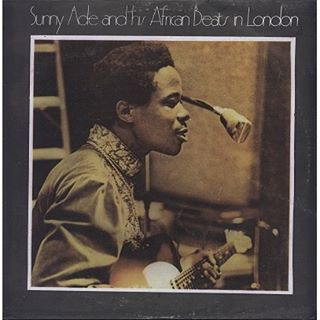 King Sunny Ade & his african beats in London