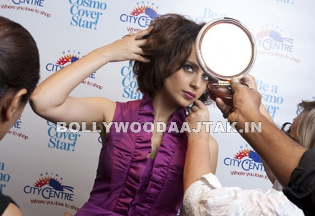 , Kangna Ranaut At Be A Cosmo Cover Star Event