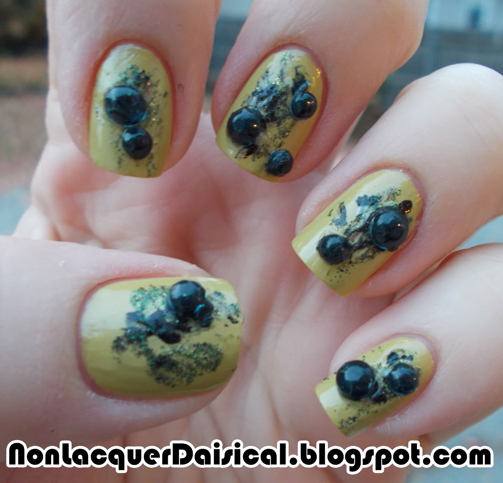 NonLacquerDaisical: Witches-This Is Halloween Challenge