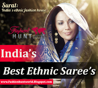 Indian Best Ethnic Saree Designs 2015