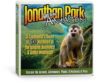 Jonathan Park Goes to the Amazon!