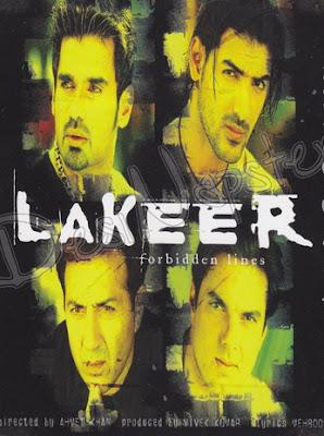 Poster Of Hindi Movie Lakeer 2004 Full HD Movie Free Download 720P Watch Online