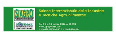 L'Africa & l'Italia rappresenta SIAGRO 2016