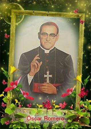Óscar Arnulfo Romero Galdámez - Mártir