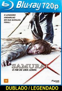 Assistir Samurai X O Fim de Uma Lenda Dublado