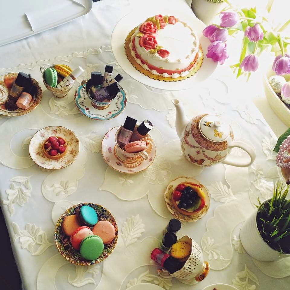 A La Patisserie Collection by Rainbow Honey
