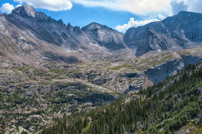 Glacier Gorce, Rocky Mountain National Park