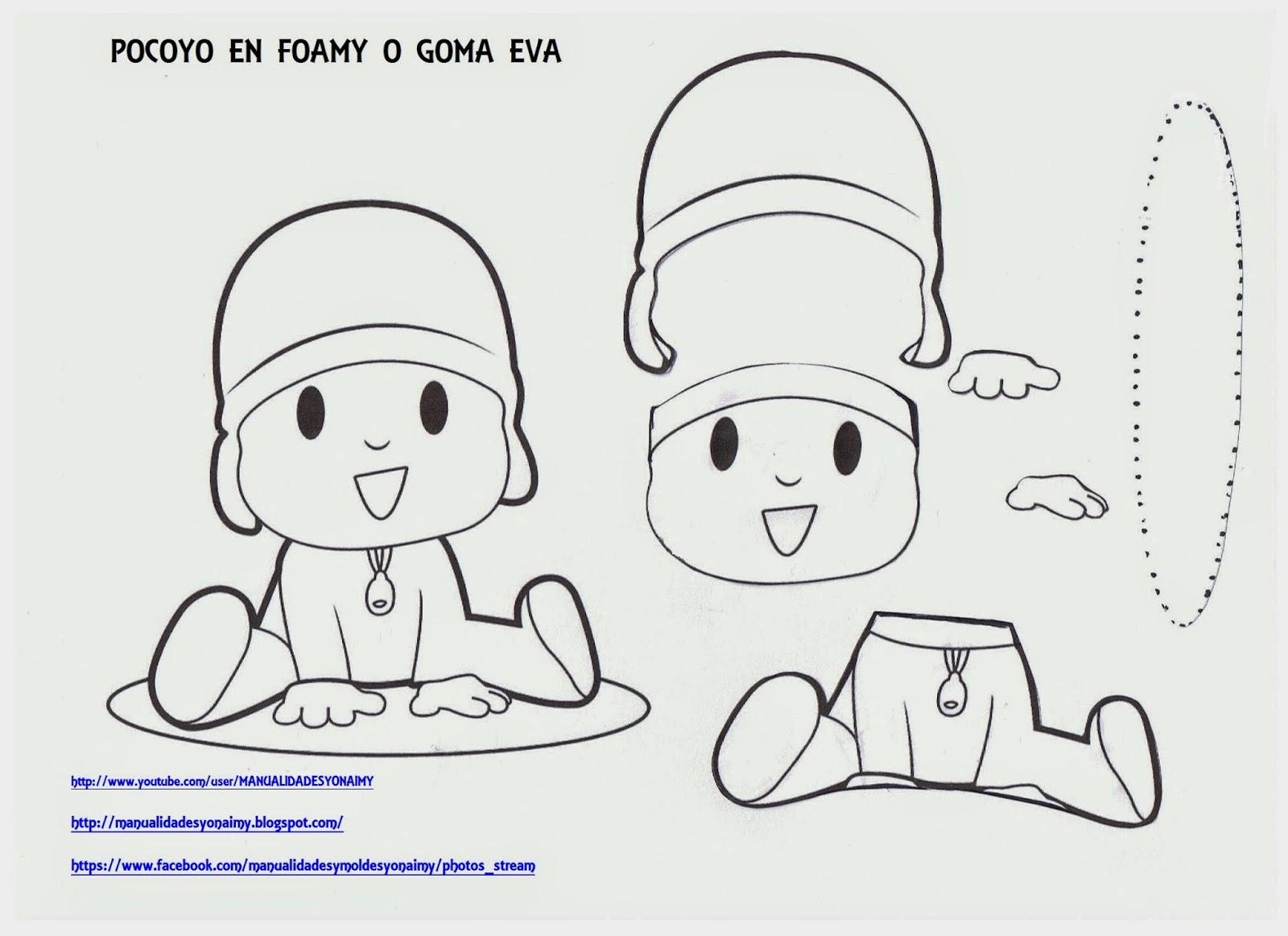 Publicadas por MANUALIDADES YONAIMY a la/s 3:03 p. m.