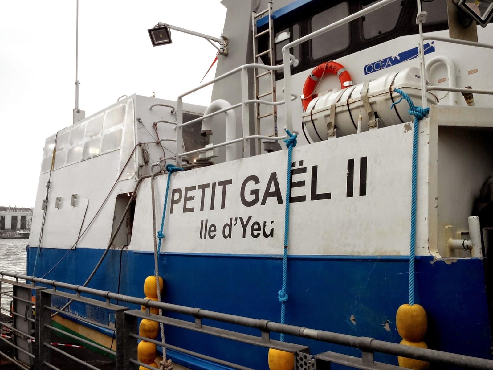 bateau, Ile d'Yeu, marin, pêcheur, bullelodie