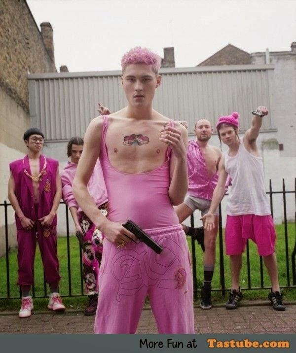 Pink mafia